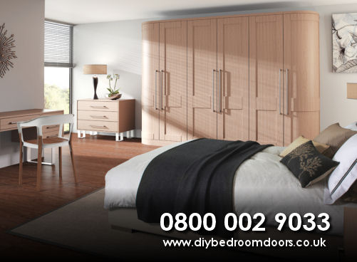 Shaker Bedroom Doors